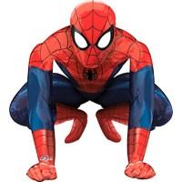 "Ходячий шар ""Человек-паук"""