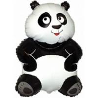 Шар фольгированный Панда (83см Х 56см)