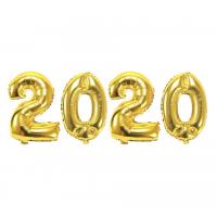 """Композиция из шаров """"2020"""""""