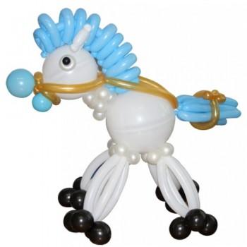 """Фигура из шаров """"Лошадка"""""""
