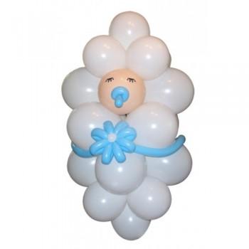 """Фигура из шаров """"Младенец"""""""
