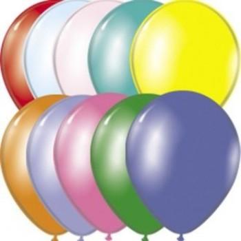 """Воздушные шары """"Ассорти"""" пастель (30 см) 100 шт."""